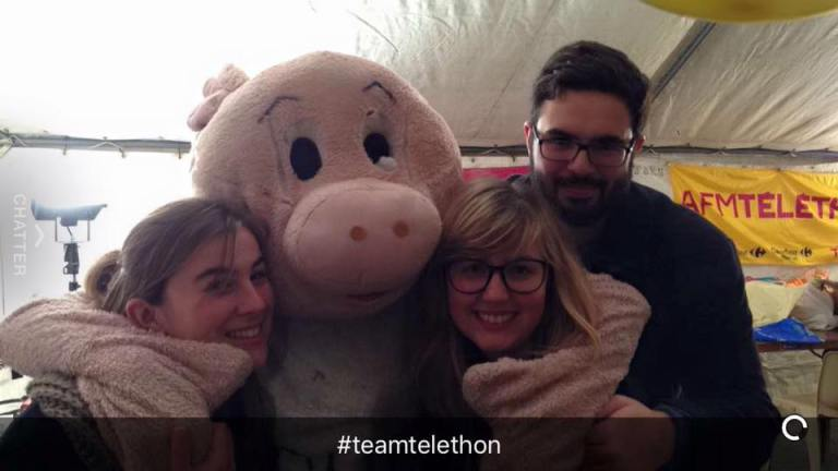 Téléthon-photo
